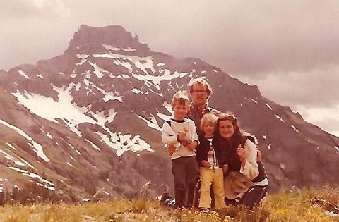 Family-Mountains